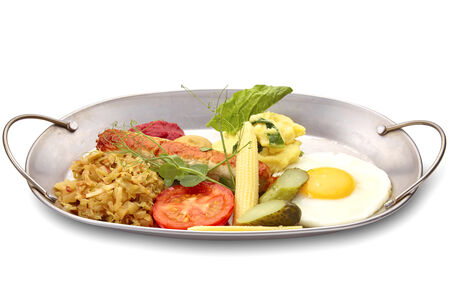 Немецкий завтрак