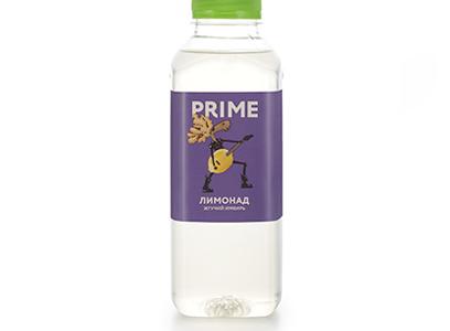 Лимонад Прайм имбирный