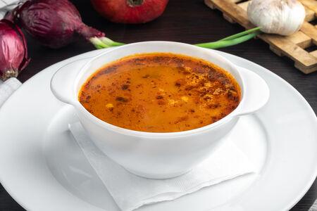 Харчо (традиционный грузинский суп со специями)