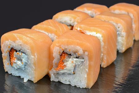 Роллы Сливочный лосось