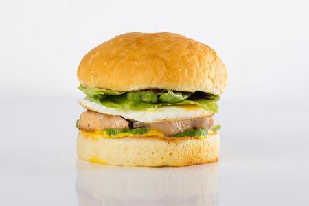 Чикен филе Бургер