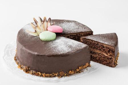 Торт Злата Прага