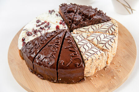 Ассорти Четыре торта