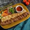 Фото к позиции меню Люля-кебаб из говядины и свинины
