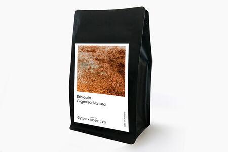 Кофе в зернах Эфиопия Гигесса