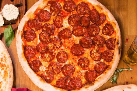 Пицца Пепперони Макс