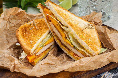 Сэндвич с цыпленком