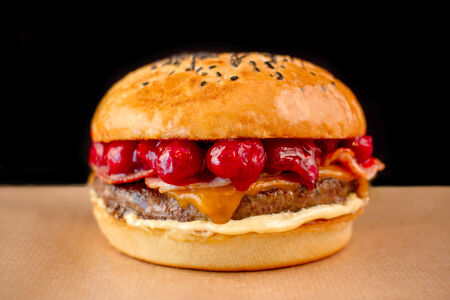 Бургер Сорок пятая Параллель