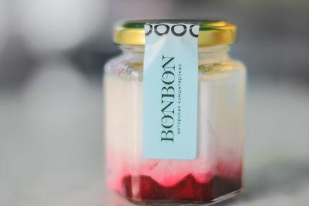 Йогурт с розой