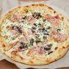 Фото к позиции меню Пицца с прошутто