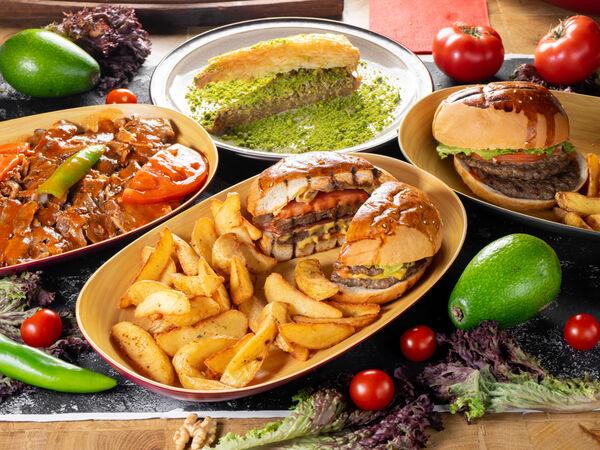 Шефбургер и донер