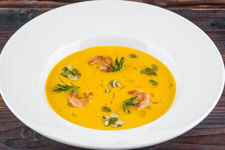 Тыквенный крем- суп