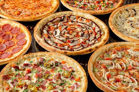 Комбо Семь пицц