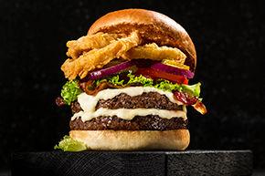 Fridays Теннесси бургер ультимейт