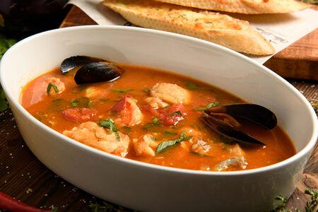 Рыбный суп Качукко