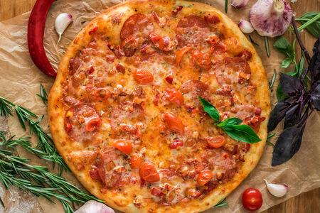 Пицца Пепперони Аффилато