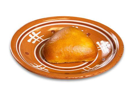Пирожок печёный с мясом