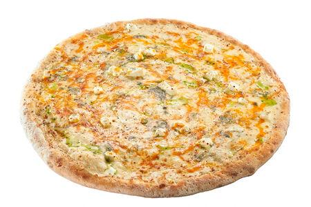 Пицца Четыре вкусных сыра