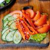 Фото к позиции меню Овощная нарезка