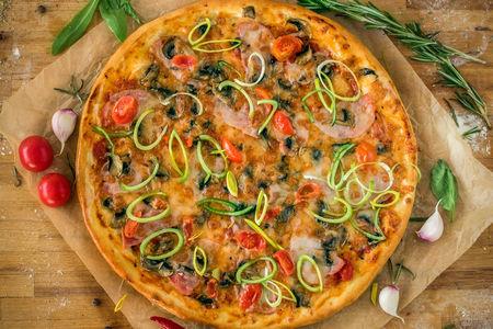 Пицца Тэнэрэцца