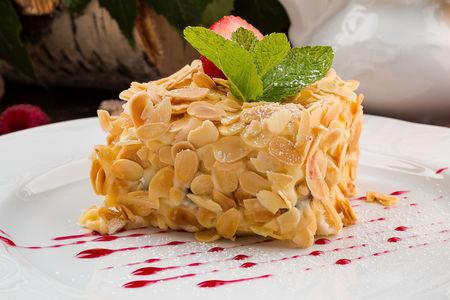 Торт Безе от мюсье Гаспарини