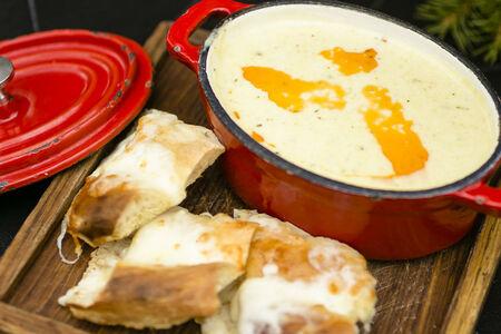 Похмельный чесночный суп