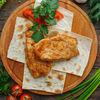 Фото к позиции меню Маринованное куриное филе на гриле
