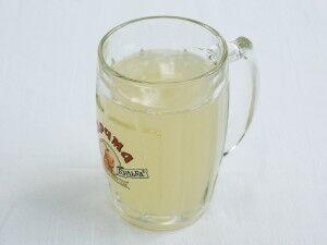 Квас  медово - лимонный