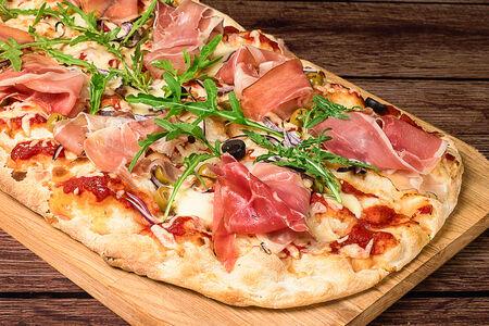 Пицца Фермерский окорок