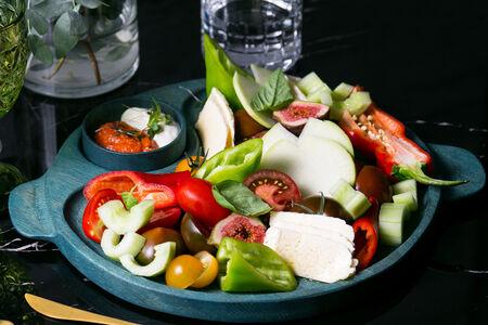 Греческий овощной сет