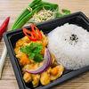 Фото к позиции меню Курица с овощами в кокосовом молоке