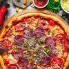 Фото к позиции меню Пицца Пепперин чино