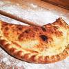 Фото к позиции меню Пицца Кальцоне с курицей