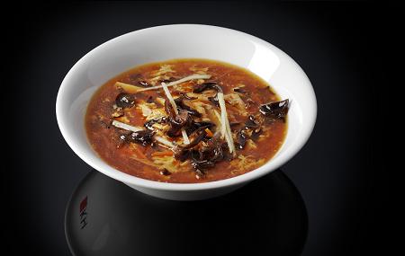 Кисло-острый суп (200 гр)