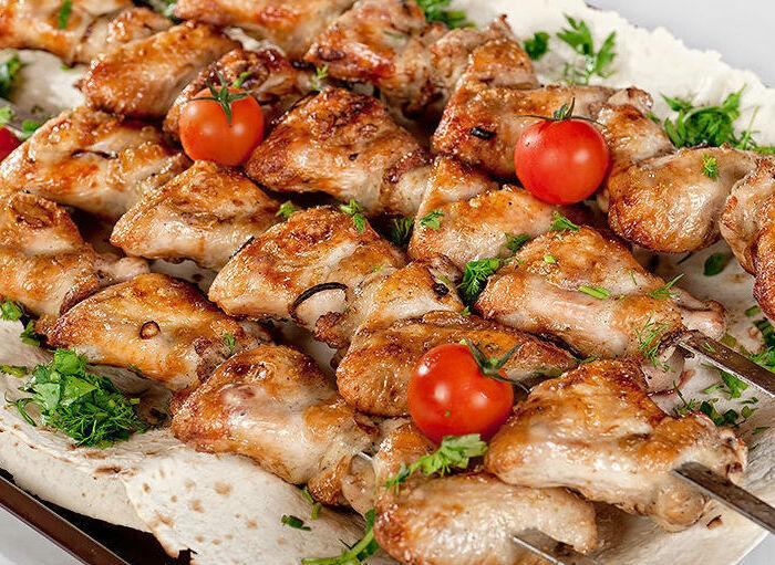 Курица: филе