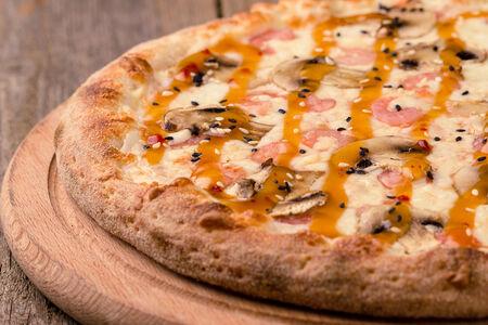 Пицца Азия