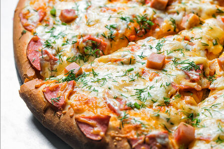Пицца Густоза