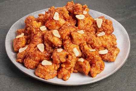 Чикен - филе во вкусе Медово-чесночный