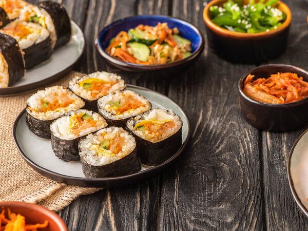 Суши бар fresh
