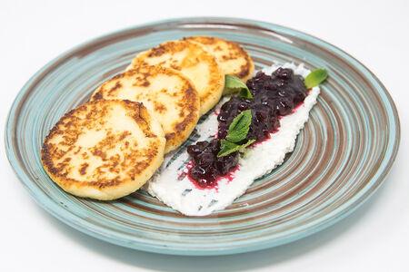 Сырники с творожным сыром