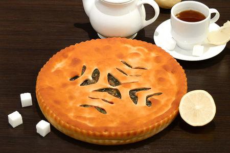 Осетинский пирог Лимонник