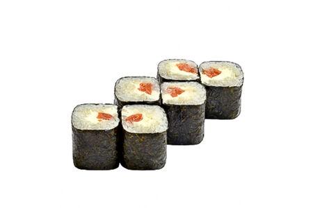 Мини ролл лосось-сыр