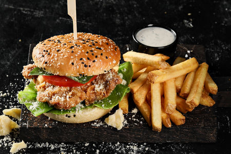 Сэндвич Пармиджано