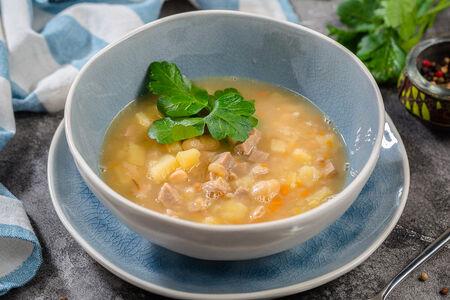 Суп по-крымски