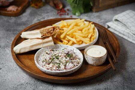 Обед Арабский