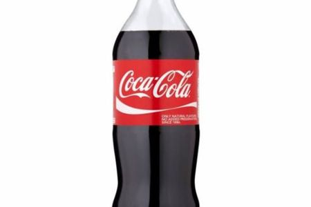 Газ. нап. Coca-Cola 1000 мл.