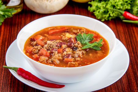 Суп Мексиканский острый