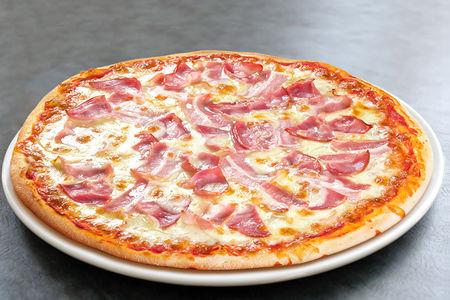 Пицца Карбонара маленькая