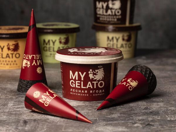 My gelato