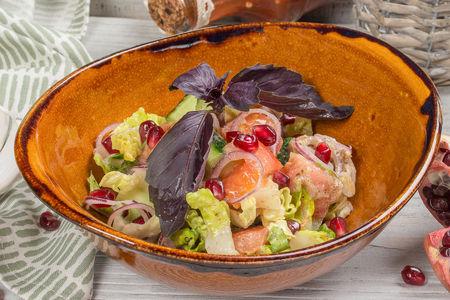 Салат Грузинский овощной